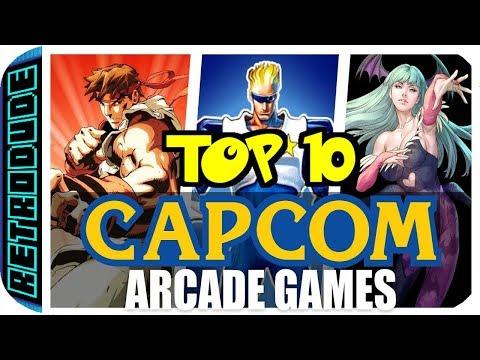 Top 10 Best Capcom Arcade Games