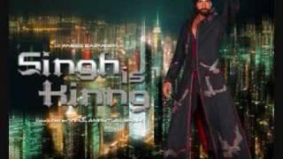 Singh Is Kinng- Bas Ek Kinng downloadable