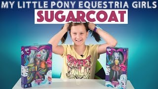 My Little Sugarcoat: распаковка и обзор куклы