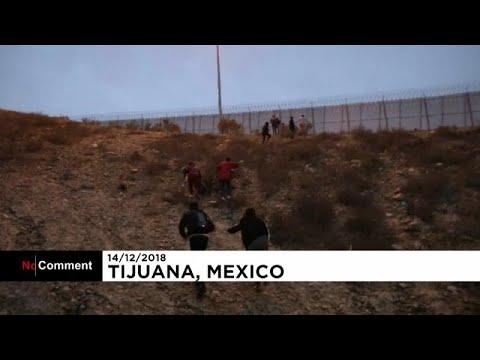 رغما عن ترامب.. شاهد كيف يجتاز مهاجرون السياج الحدودي بين الولايات المتحدة والمكسيك …  - نشر قبل 3 ساعة