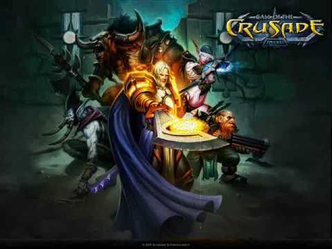 Trial of The Champi Crusader Grand Crusader Music 02