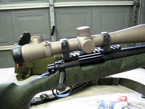 Leupold mk lr t rifle scope youtube