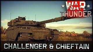 Challenger Chieftain Mk 10 War Thunder Deutsch Gameplay