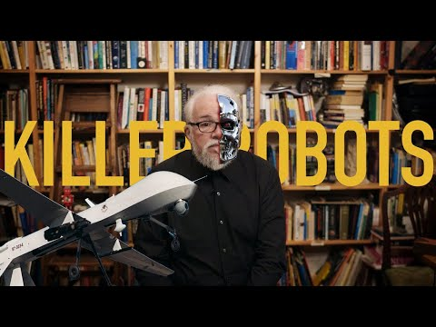 AI Killer Robots - Why we Need to Ban Autonomous Weapons