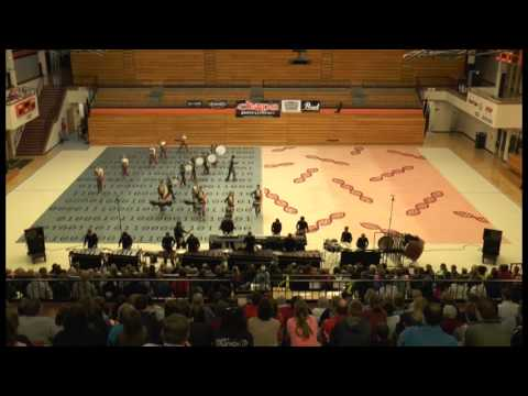 Zionsville Indoor Percussion at Warsaw Community High School Invitational