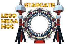 Lego Mega MOCs Ep. 6 - STARGATE!