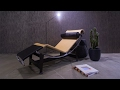 Cassina LC4 CP Louis Vuitton Limited Edition - 4K