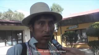 Pueblo Indígena de Pabellón concluye su saneamiento TCO