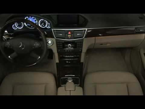 Ambient Lighting - 2010 Mercedes-Benz E-Class Features