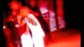 Tupac Live at the house of blues C-walk