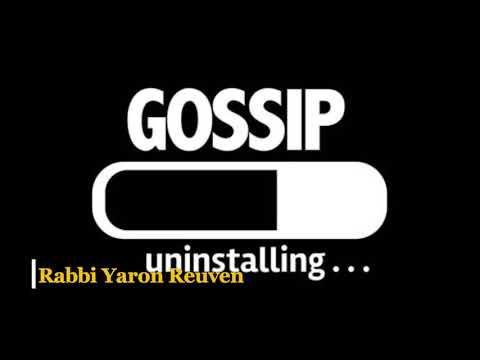 Daily Chidush: How to do Teshuva for Lashon HaRa