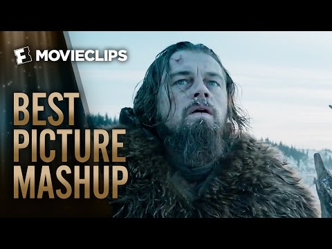 Best Picture Mashup (2016) - Oscar Nominee Mashup HD