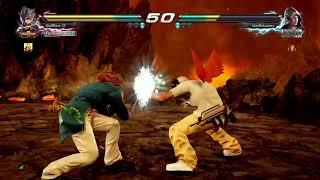 On Tekken7