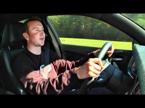 Speed and Kurt Busch Test Drive the 2012 Charger SRT8. Part 1