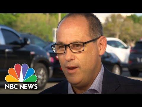Marjory Stoneman Douglas Students Return To School   NBC News