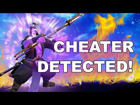 Dota 2 Cheater - VOID SPIRIT With FULL PACK OF SCRIPTS!!! 7.23