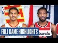 HAWKS at WIZARDS | FULL GAME HIGHLIGHTS | January 10, 2020