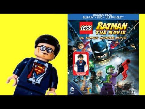LEGO Batman The Movie DC Super Heroes Unite Review!!!