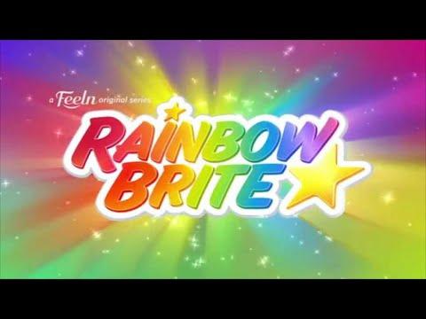 Rainbow Brite 2014--English Opening