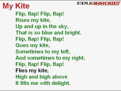 my kite rhyme youtube