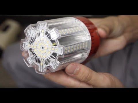Hazardous Location Retrofits from Light Efficient Design