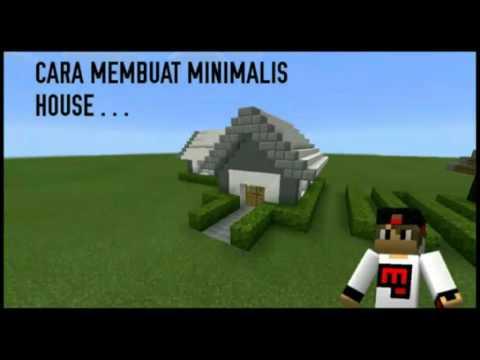 71 Koleksi Gambar Rumah Minimalis Modern Minecraft Gratis Terbaik