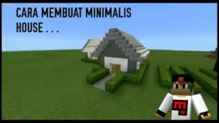 Cara Membuat Rumah Minimalis [Minecraft Pocket Edition Indonesia]
