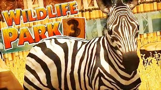 MODERN ZOO TYCOON?! | Wildlife Park 3 (Let