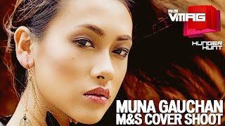 Muna Gauchan Photoshoot | THE AUTUMN SWEEPS | M&S SPOTLIGHT | M&S VMAG