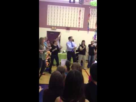 Donley Elementary school dance