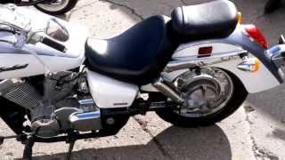 2005 used motorcycle cruiser for sale Honda Shadow u1347