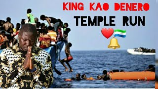 Kao Denero - Temple Run (Sierra Leone Music 2020) (Official Music Video)