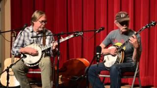 Bill Keith w/ Tony Trischka - Liebesträume (Midwest Banjo Camp 2013)