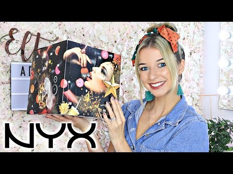 NYX BEAUTY ADVENT CALENDAR / ELTORIA
