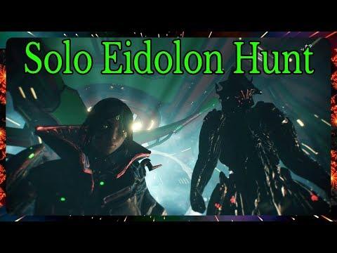 Warframe - Solo Eidolon Hunt (After Chroma Nerf) - Ep.2
