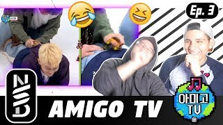 guys react to ikon amigo tv ep3