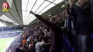 "Arsenal fans singing at White Hart Lane incl. the funny ""One of Our Own"" Chant"