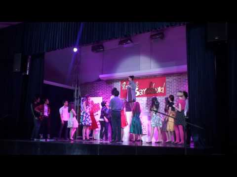 Grease@SUIS Gubei - Clip - Born to Hand Jive and Beauty School Dropout
