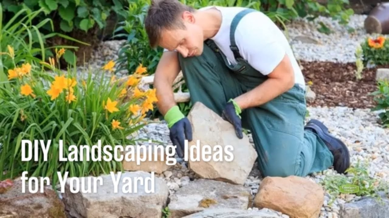 28 DIY Landscaping Projects for Your Yard  Extra Space Storage
