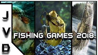 Fishing Planet New Content Coming PLUS Upcoming Fishing Games & RF4 & Ultimate Fishing Simulator