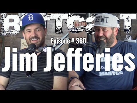 Bertcast # 360 - Jim Jefferies & ME