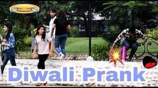 Diwali Prank 2017 || Guwahati Prank Star || Prank In Assam