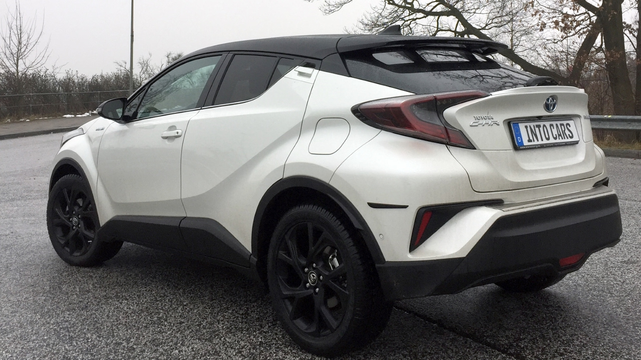 Point Of View Drive W/ Toyota C-HR 2017 Hybrid