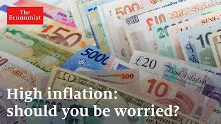 Is higher inflation cause for concern?   The Economist