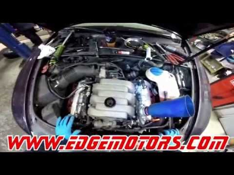 Audi A6 A4 A3 Q5 3.2L FSI Upper Timing Chain Tensioners Replacement DIY by Edge Motors