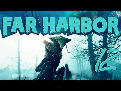 "Fallout 4 ""Far Harbor"" | En Español | Capitulo 12 ""En el núcleo"""