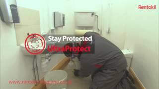 Rentokil Specialist Hygiene UK's Washroom Deep Cleaning Service