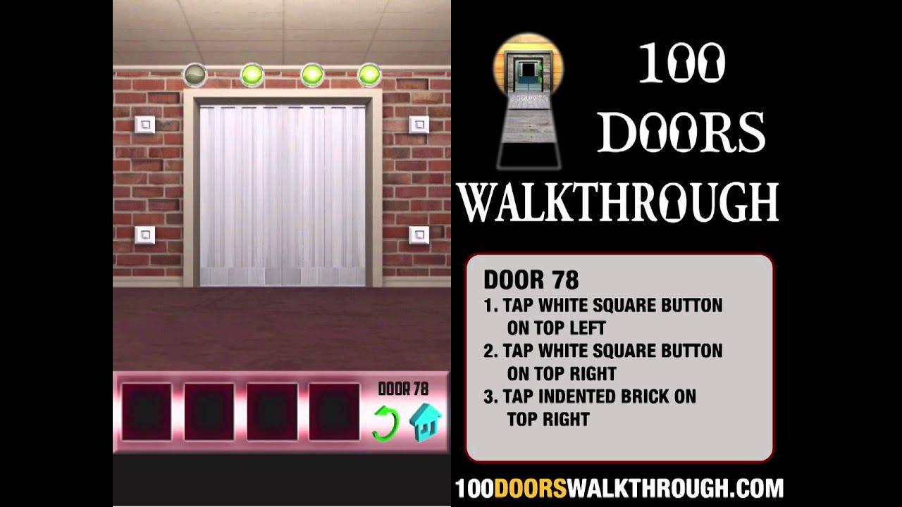 100 Doors X - Level 78 Walkthrough iPhone | 100 Doors X 78 | 100 Doors Walkthrough Cheats & 100 Doors X - Level 78 Walkthrough iPhone | 100 Doors X 78 | 100 ...