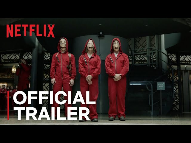 Money Heist': Netflix Confirms Part 3 Of Spanish-Language Phenomenon