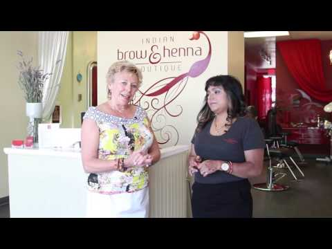 Pam's Picks ~ Vancouver's Best Kept Secrets   Indian Brow and Henna Boutique INC